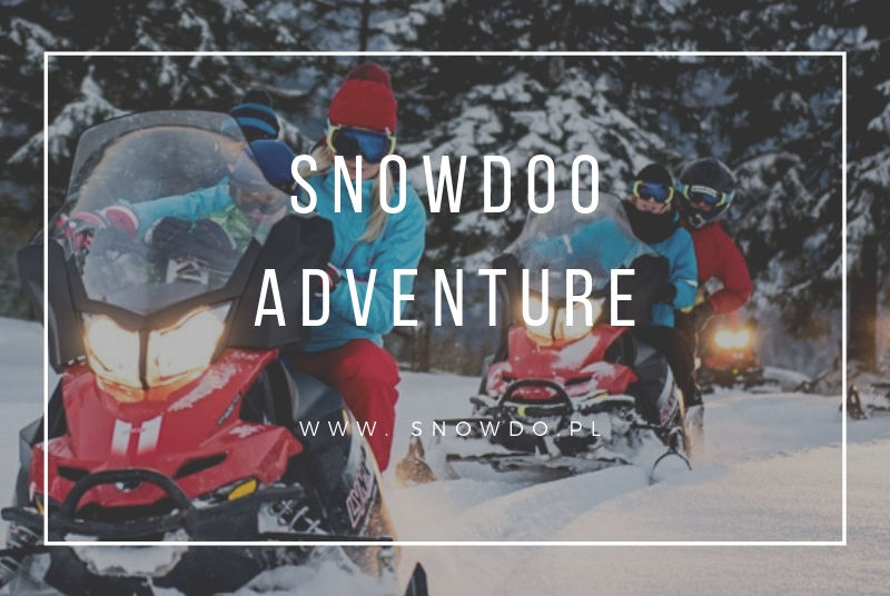 Skutery Śnieżne Snowdoo Zakopane